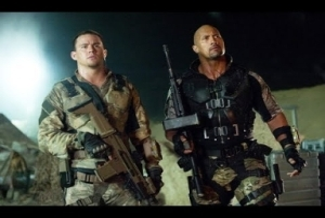 Video: Best Dwayne Johnson  Action